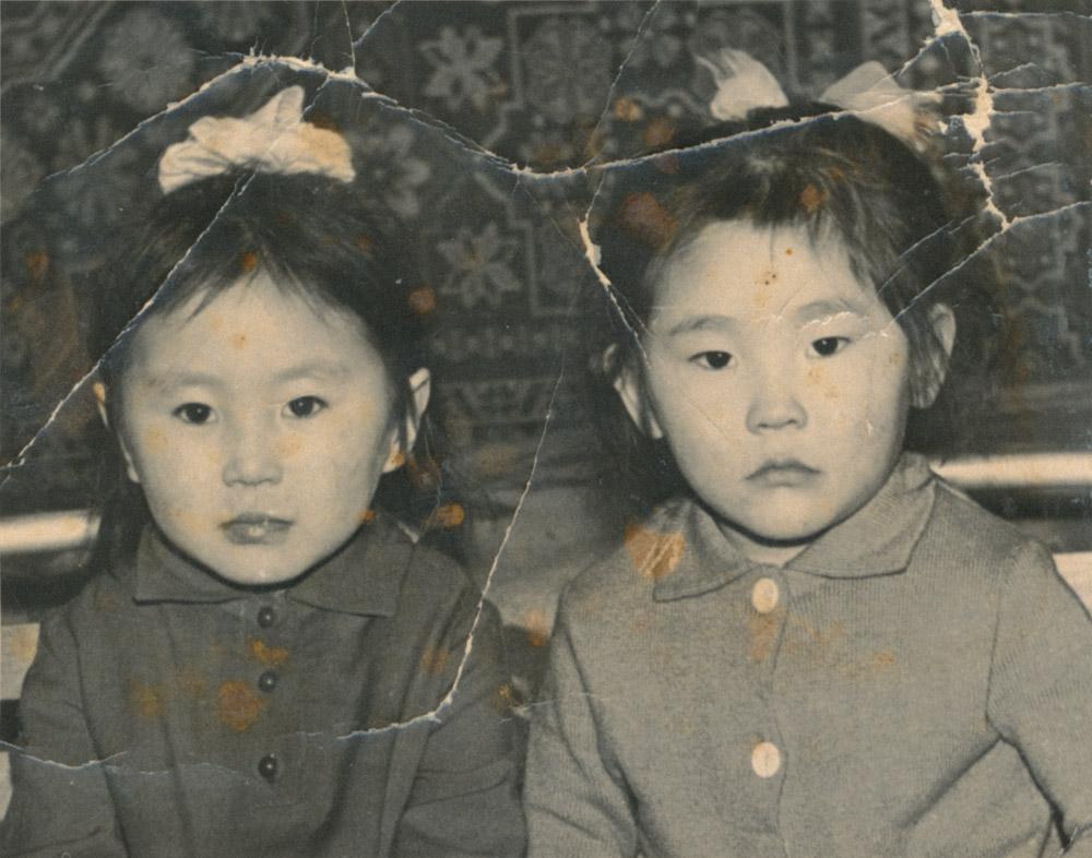 Сканирование черно белой фотографии